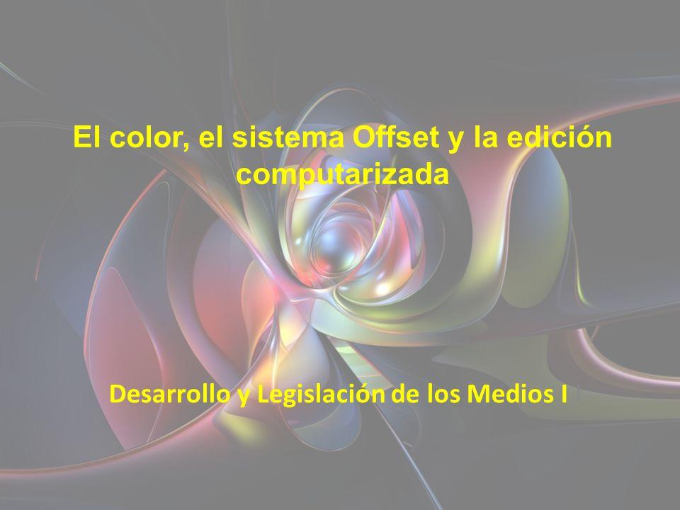 El Color El mundo es de colores, donde hay luz, hay color.
