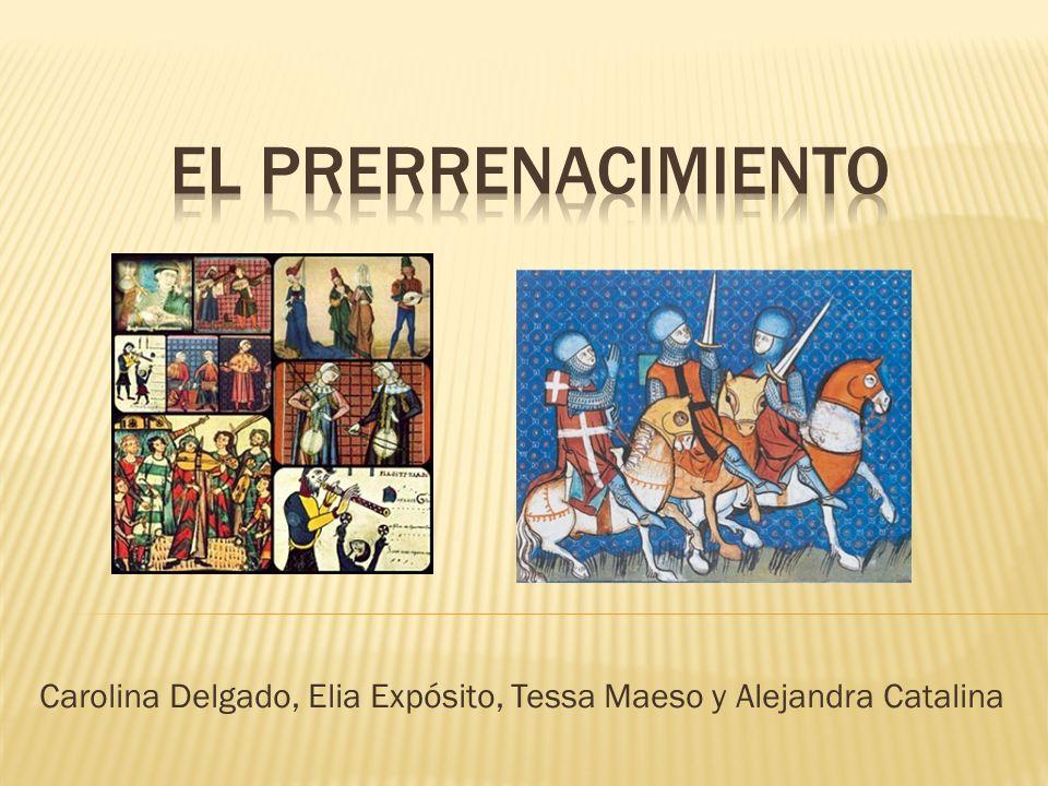 1.Contexto histórico 2. Poesía en el siglo XV 2.1.