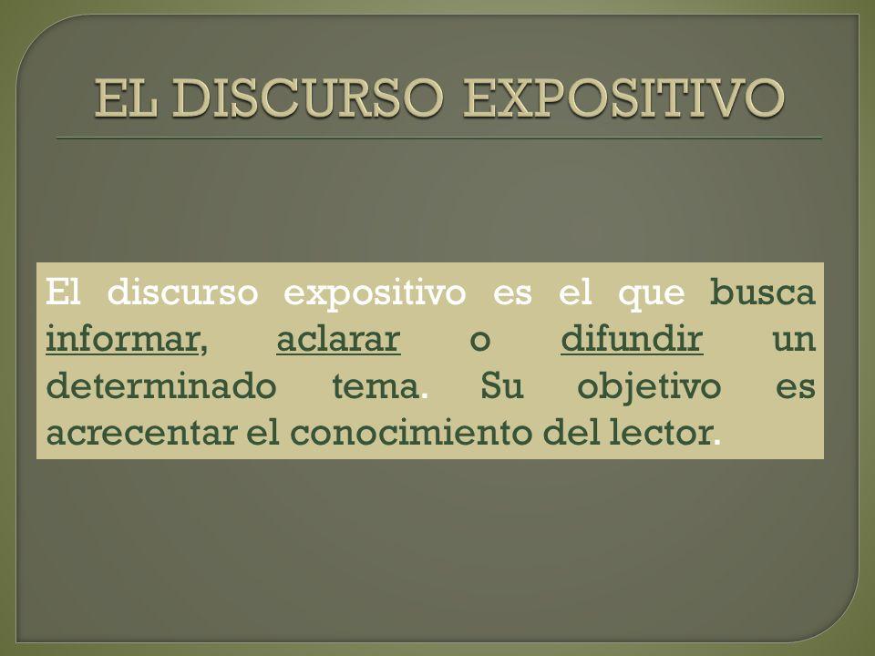 Claridad: La exposición debe estar libre de ambigüedades o contradicciones.