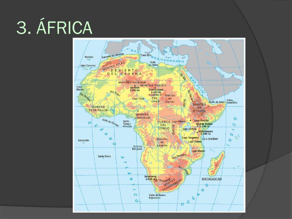 3. ÁFRICA