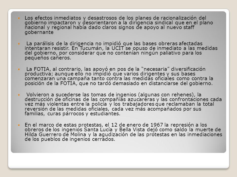 La presión de las bases obreras, tanto en Tucumán como en otras regiones del país, impulsó a la CGT a lanzar un plan nacional de lucha para marzo.