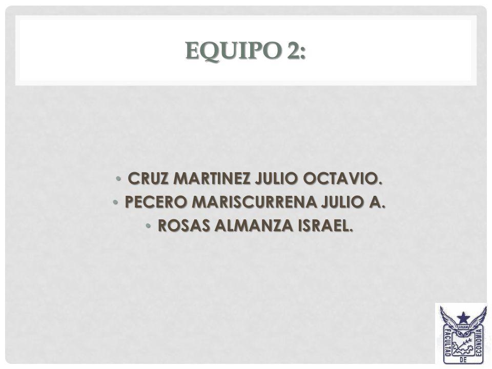 EQUIPO 2: CRUZ MARTINEZ JULIO OCTAVIO.CRUZ MARTINEZ JULIO OCTAVIO.