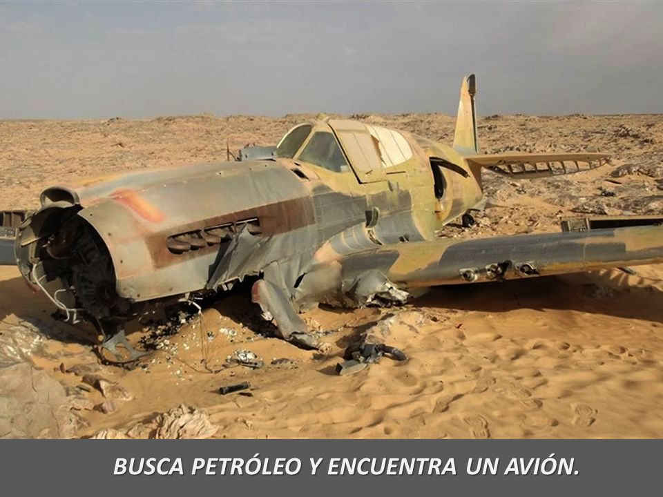 EL PILOTO INTENTÓ REPARAR LA RADIO