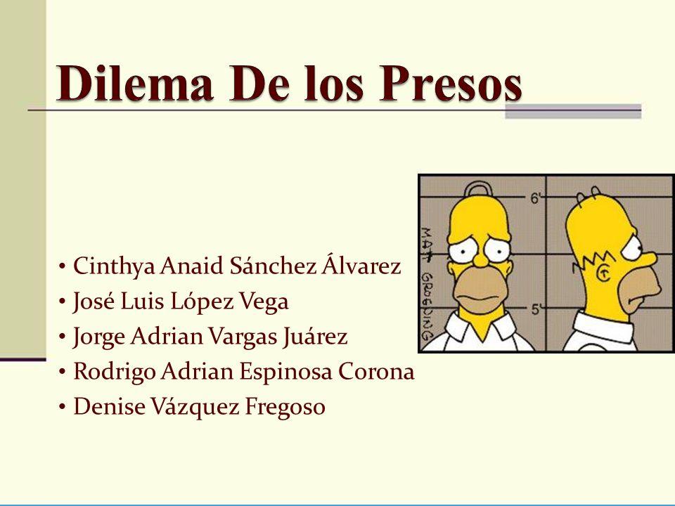 Cinthya Anaid Sánchez Álvarez José Luis López Vega Jorge Adrian Vargas Juárez Rodrigo Adrian Espinosa Corona Denise Vázquez Fregoso