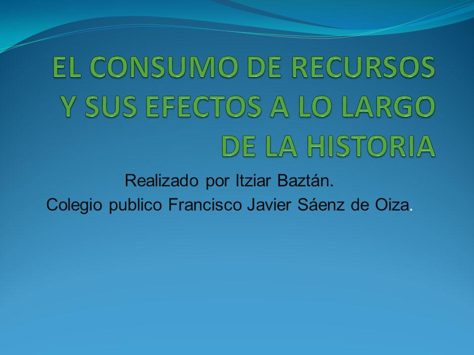 Realizado por Itziar Baztán. Colegio publico Francisco Javier Sáenz de Oiza.