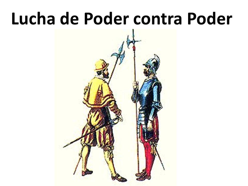 Lucha de Poder contra Poder