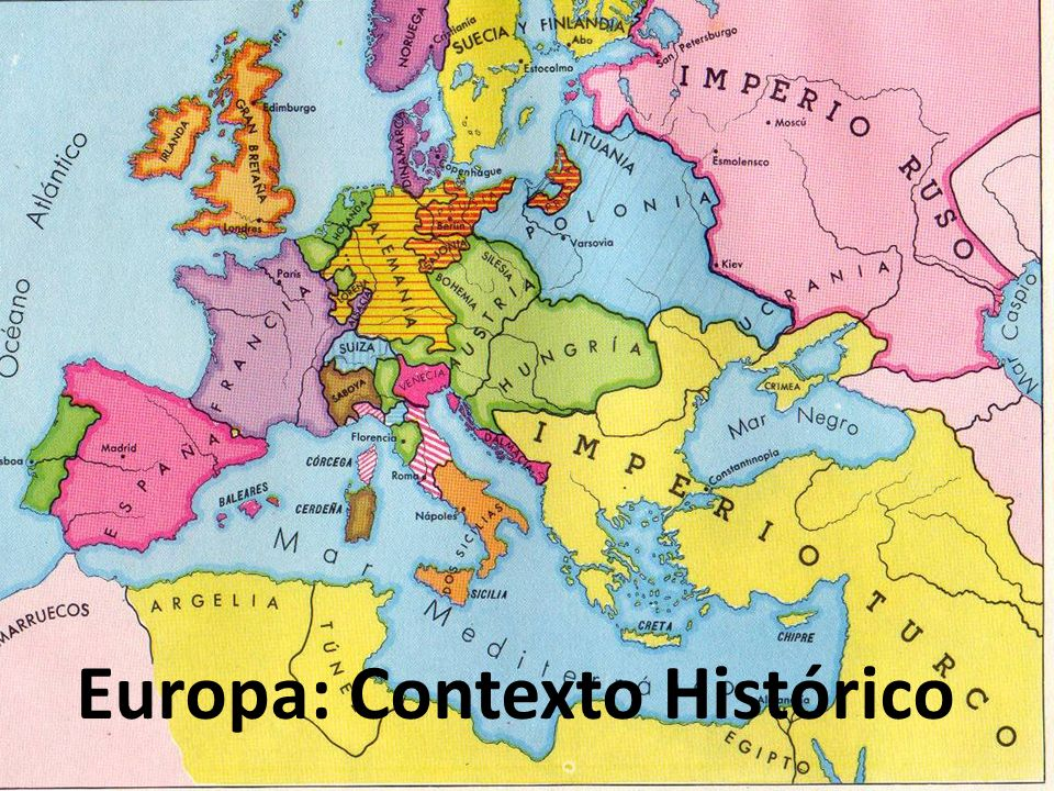 Europa: Contexto Histórico