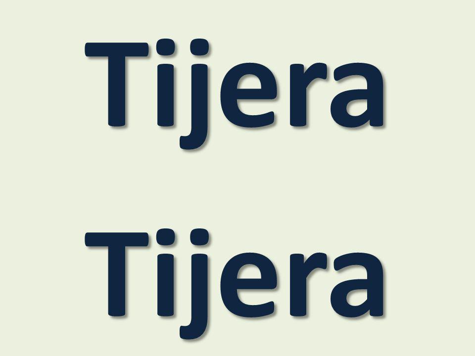 TijeraTijera