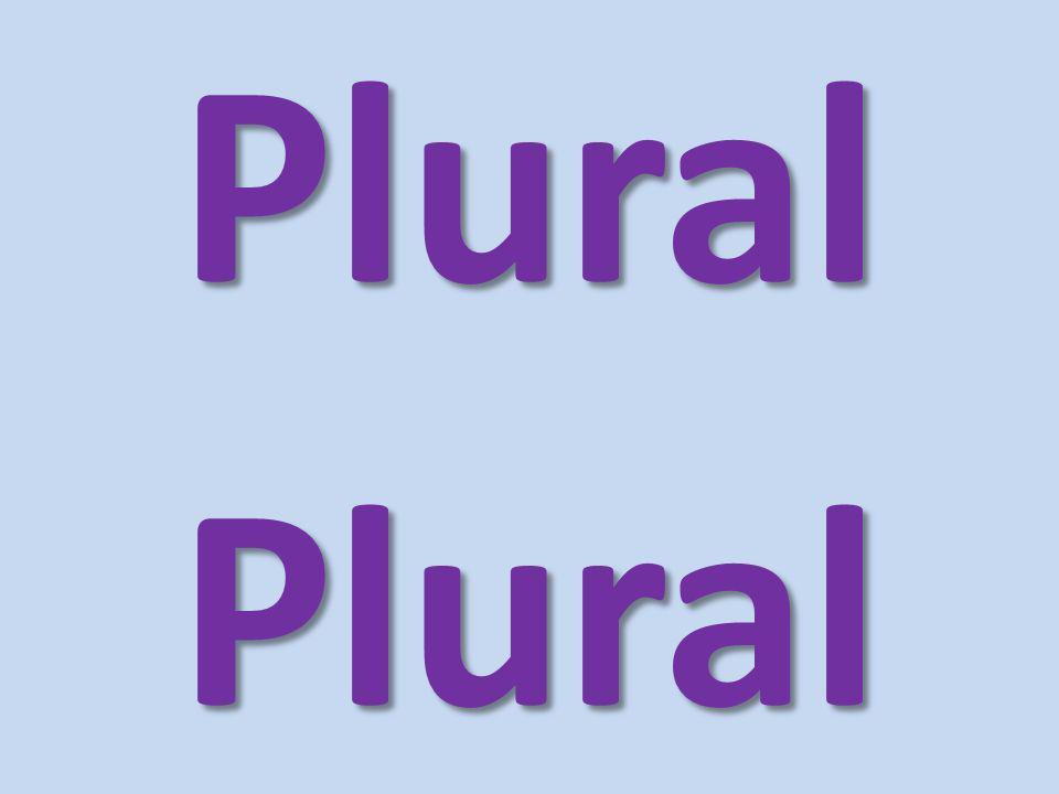 PluralPlural