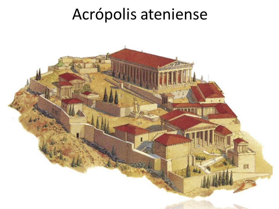Principales instituciones: La Asamblea o Ekklesia tenía el mayor poder. En ella se trataban los asuntos más importantes de la polis, se aprobaban las
