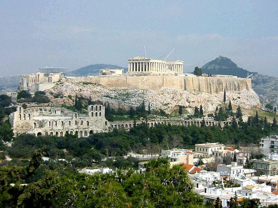 Acrópolis ateniense