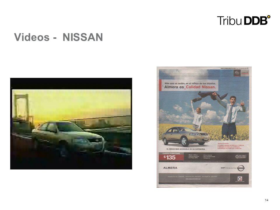14 Videos - NISSAN