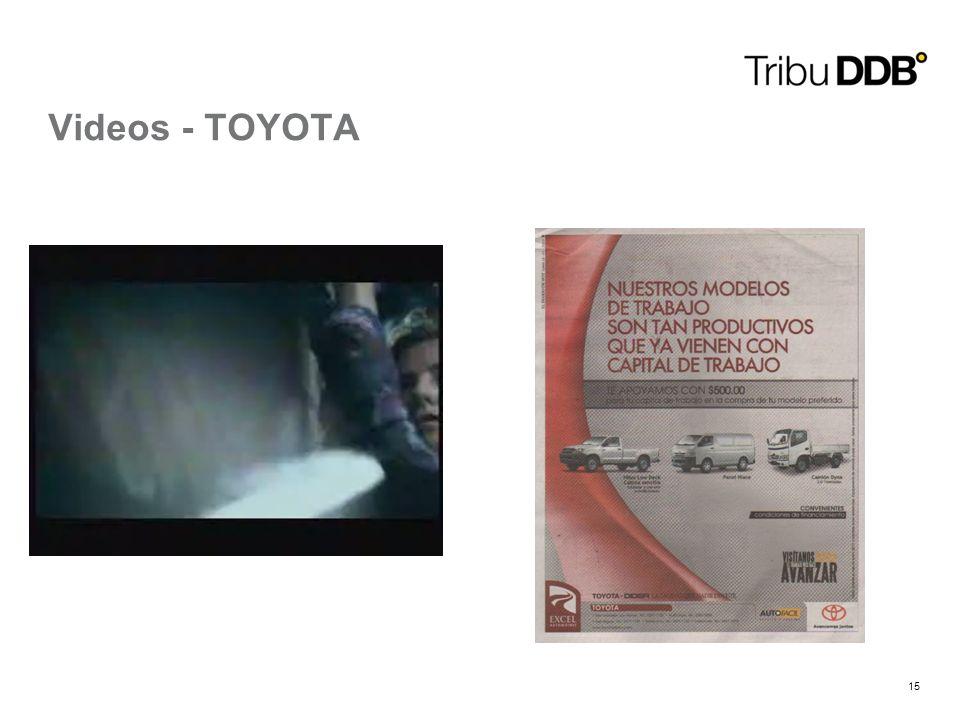 15 Videos - TOYOTA