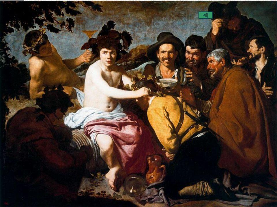 El Barroco Español: La Pintura, Velázquez Obras El Príncipe Baltasar Carlos El triunfo de Baco o Los Borrachos Ampliación