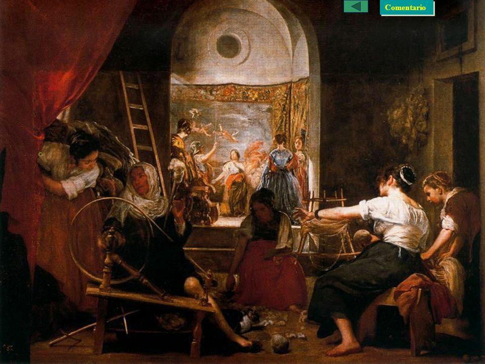 El Barroco Español: La Pintura, Velázquez Obras Comentario