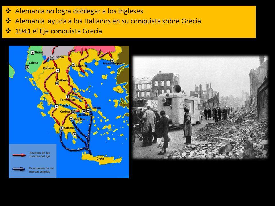 DERROTAS DEL FASCISMO DERROTA EN AFRICA -ALAMEIN Los aliados ingresan a Europa por Sicilia, luego invaden Italia (julio 1943) Mussolini fue destituido toma el poder el Rey Víctor Manuel III.