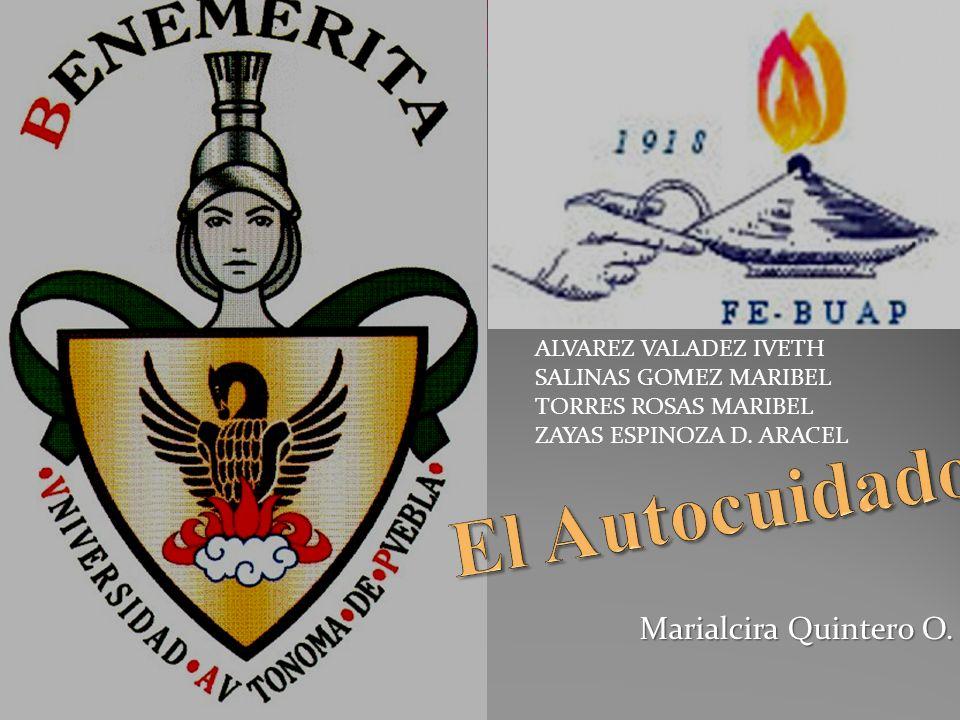 Marialcira Quintero O. ALVAREZ VALADEZ IVETH SALINAS GOMEZ MARIBEL TORRES ROSAS MARIBEL ZAYAS ESPINOZA D. ARACEL