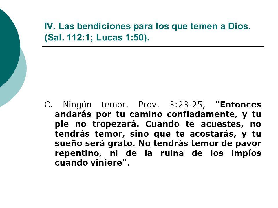 Conclusión: Léase Prov.1:28-33 como buena conclusión a esta lección.