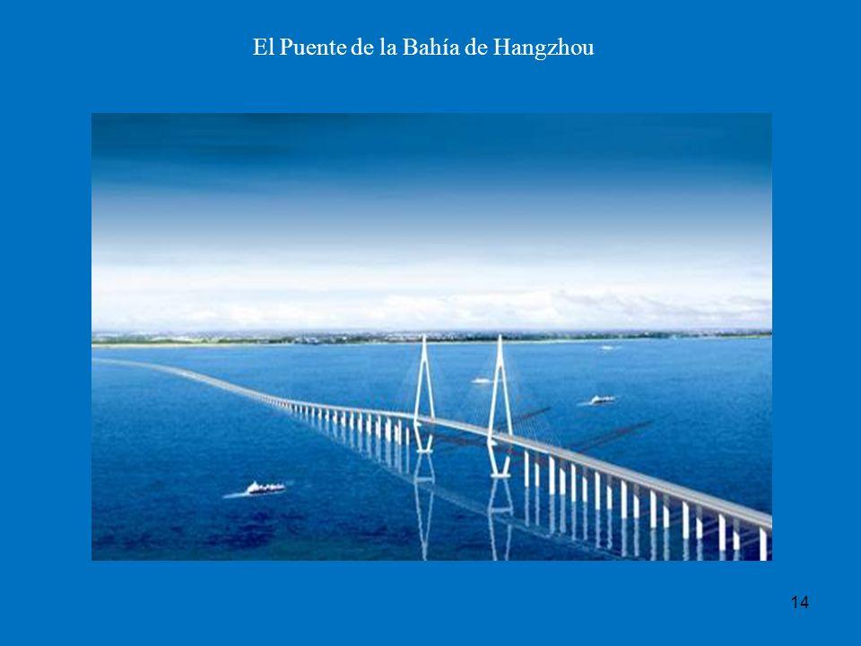 14 El Puente de la Bahía de Hangzhou