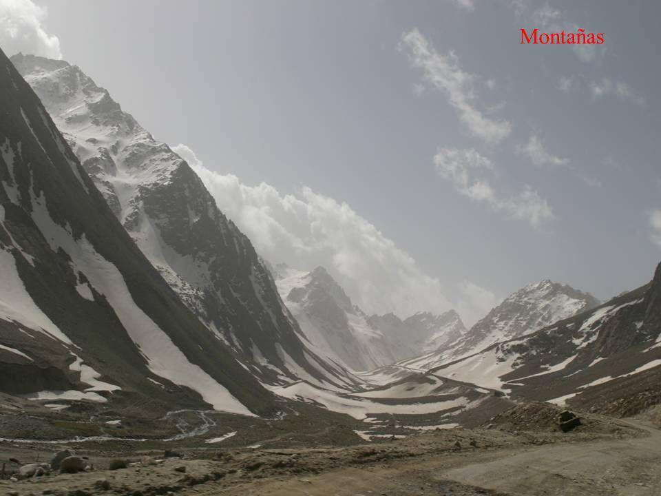 5 Montañas