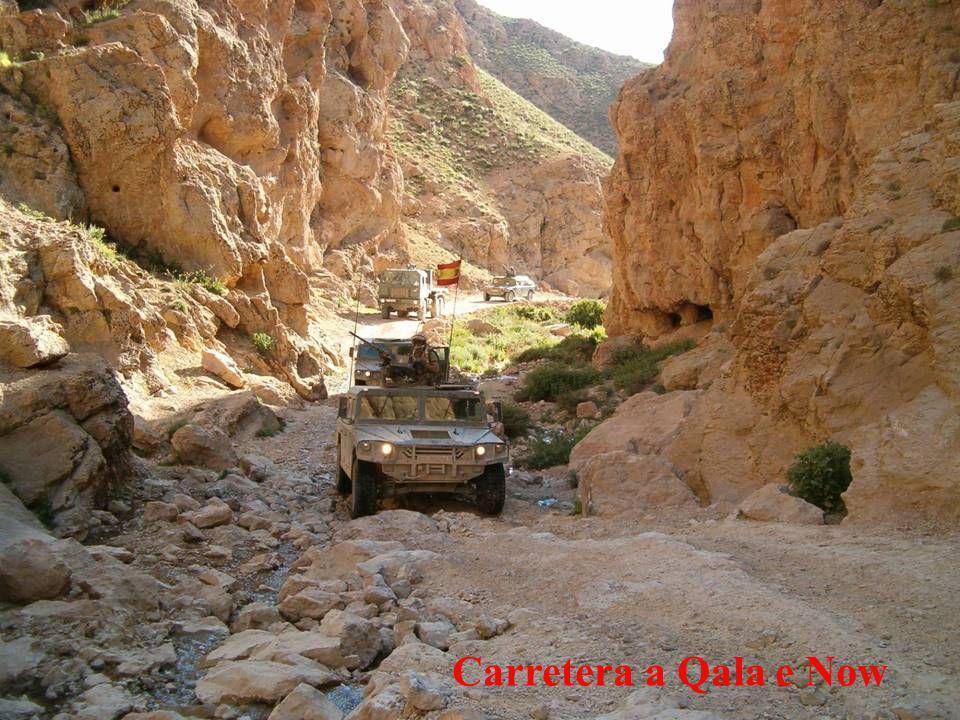 Carretera a Qala e Now