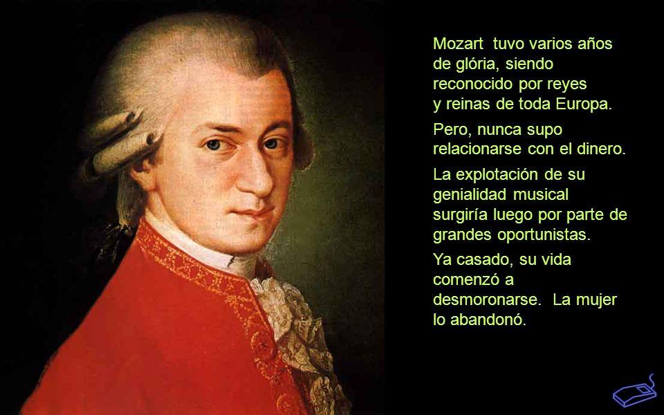 Wolfgang Amadeus Mozart, gran compositor clásico, nació el 27 de enero de 1756, en Salzburgo, Austria. Extremadamente importante para la humanidad, es