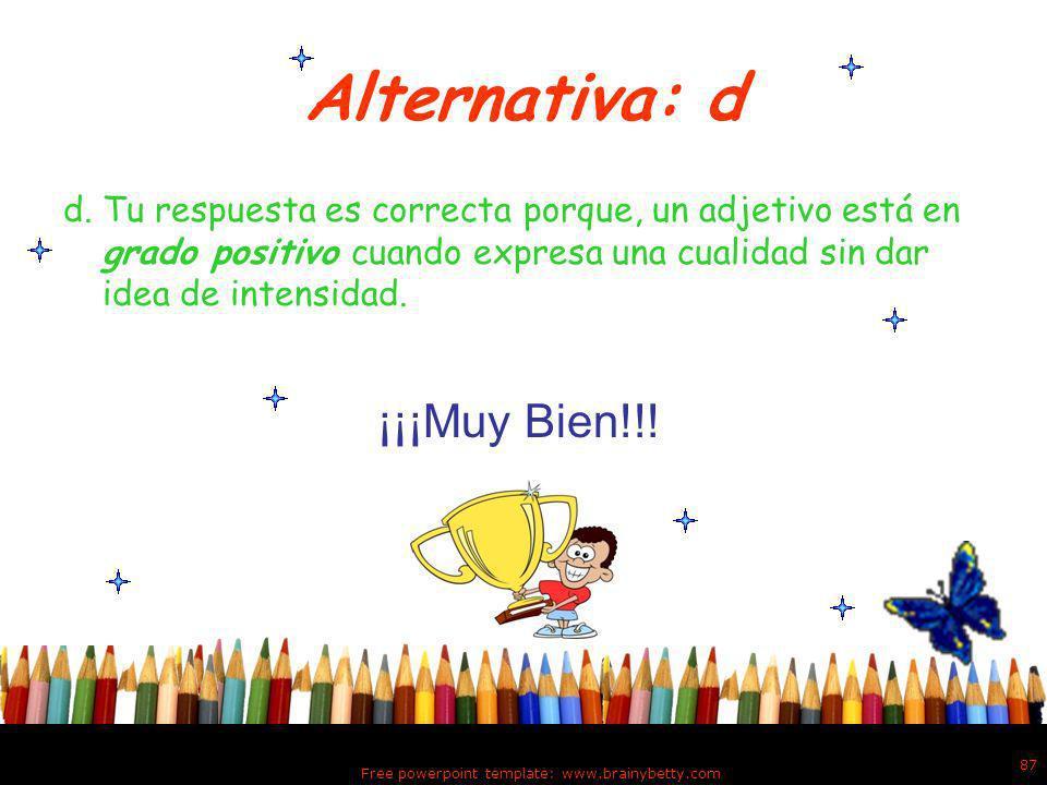 Alternativa: c c.
