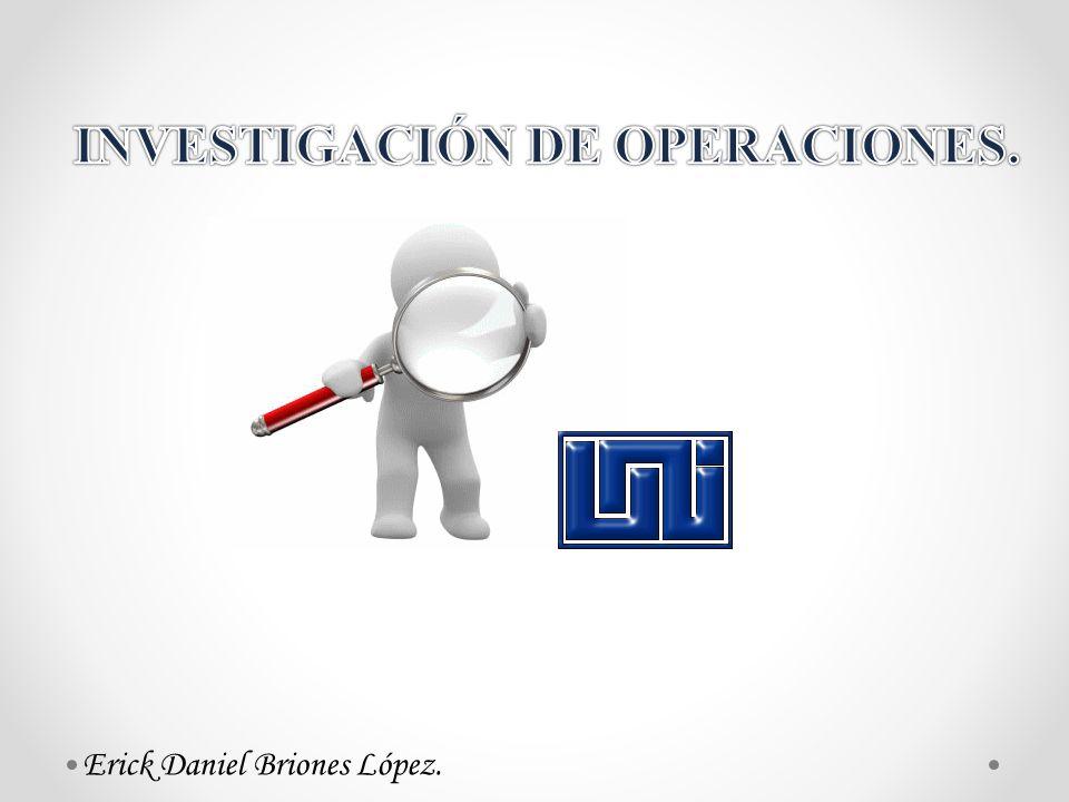 Erick Daniel Briones López. 4M1- IND