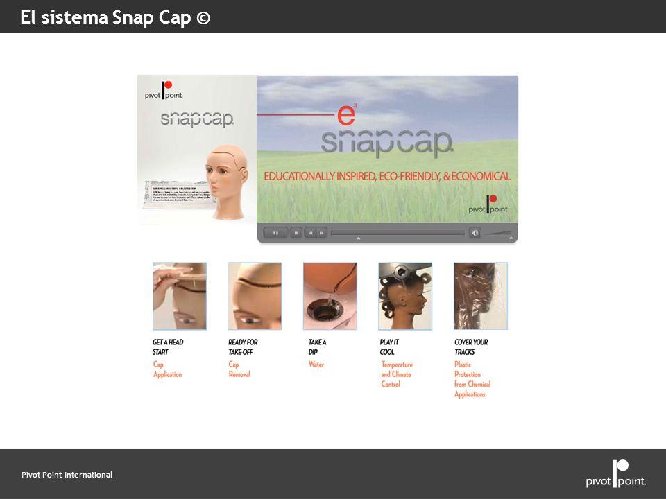 Pivot Point International El sistema Snap Cap ©