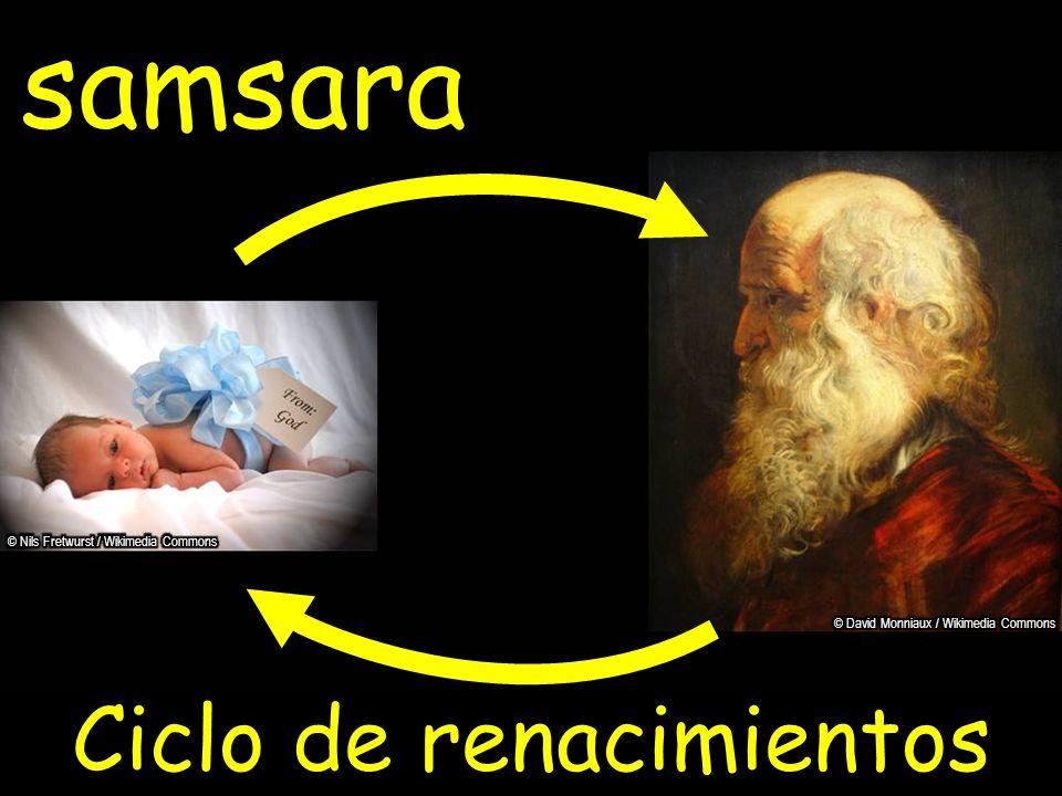 Ciclo de renacimientos samsara