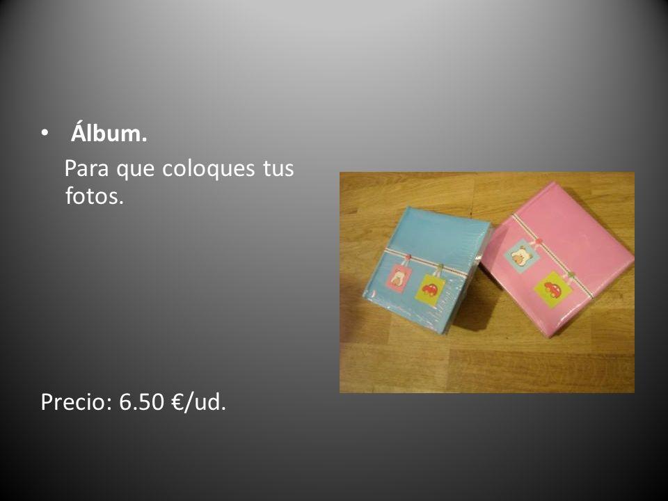 Precio: 14.40 /ud. (lata 500 g.) Precio: 17.00 /ud. (lata 750 g.)