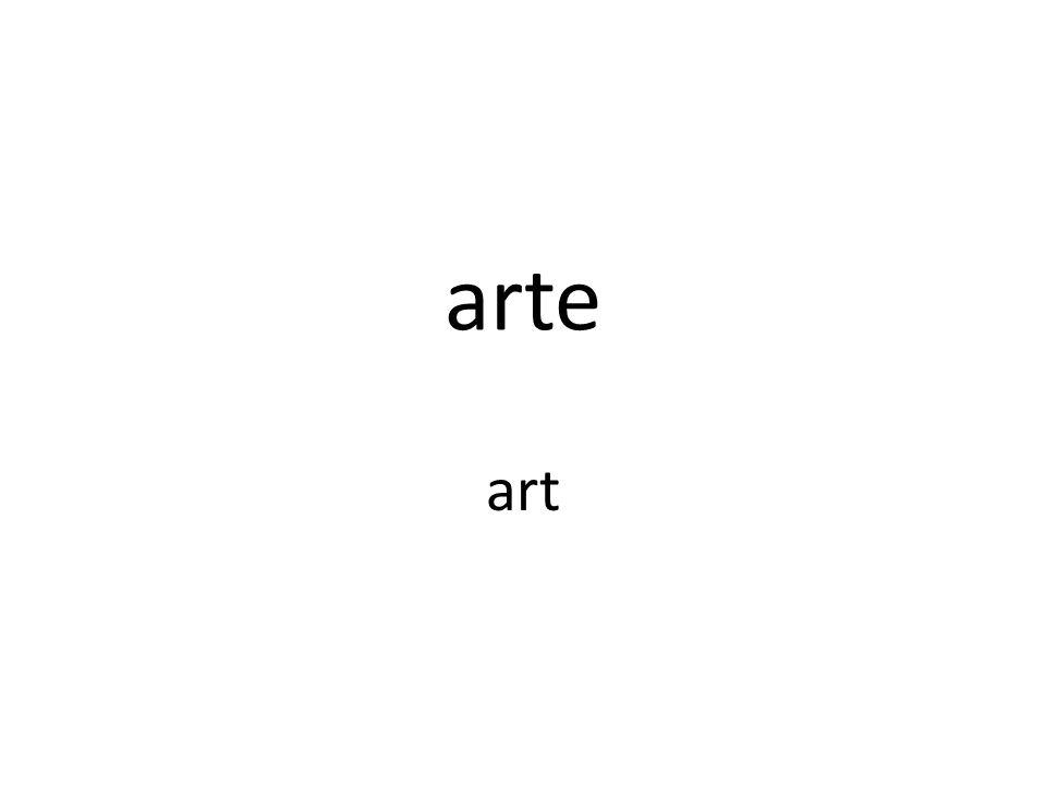 arte art