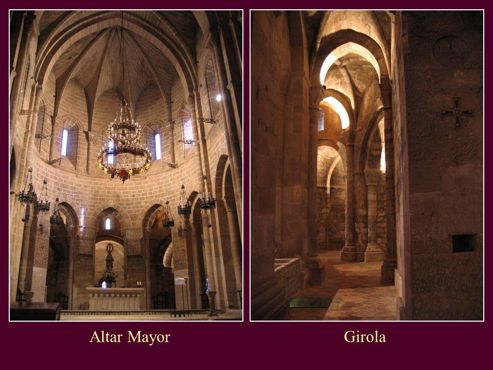 Sala Capitular Tumba del Abad Sancho Marcilla