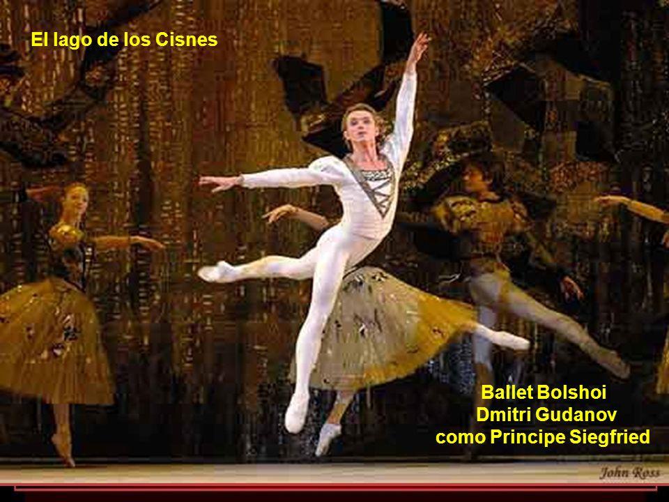 Ballet Bolshoi – acto 1 El Lago de los Cisnes