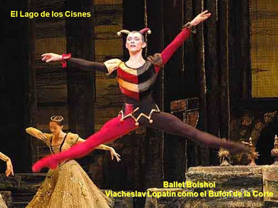 Ballet Bolshoi – El Principe Siegfried y los Caballeros de la Corte El Lago de los Cisnes