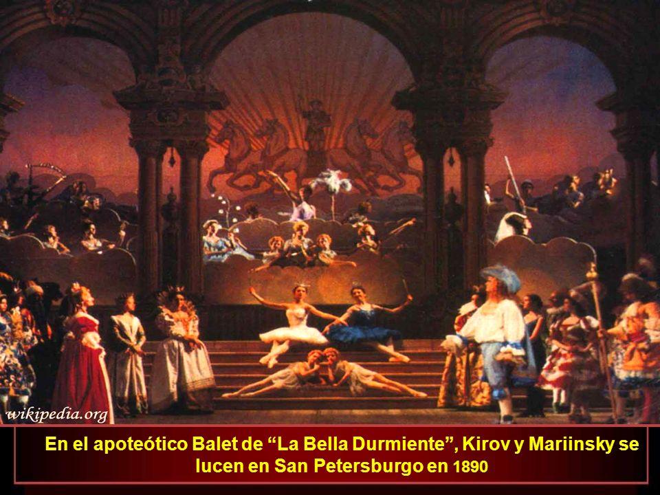 La Bella Durmiente - Op. 66 Presentada por primera vez en 1890 en el Teatro Marijnsky de San Petersburgo Resumen del Cuento Se narra la aventura de la