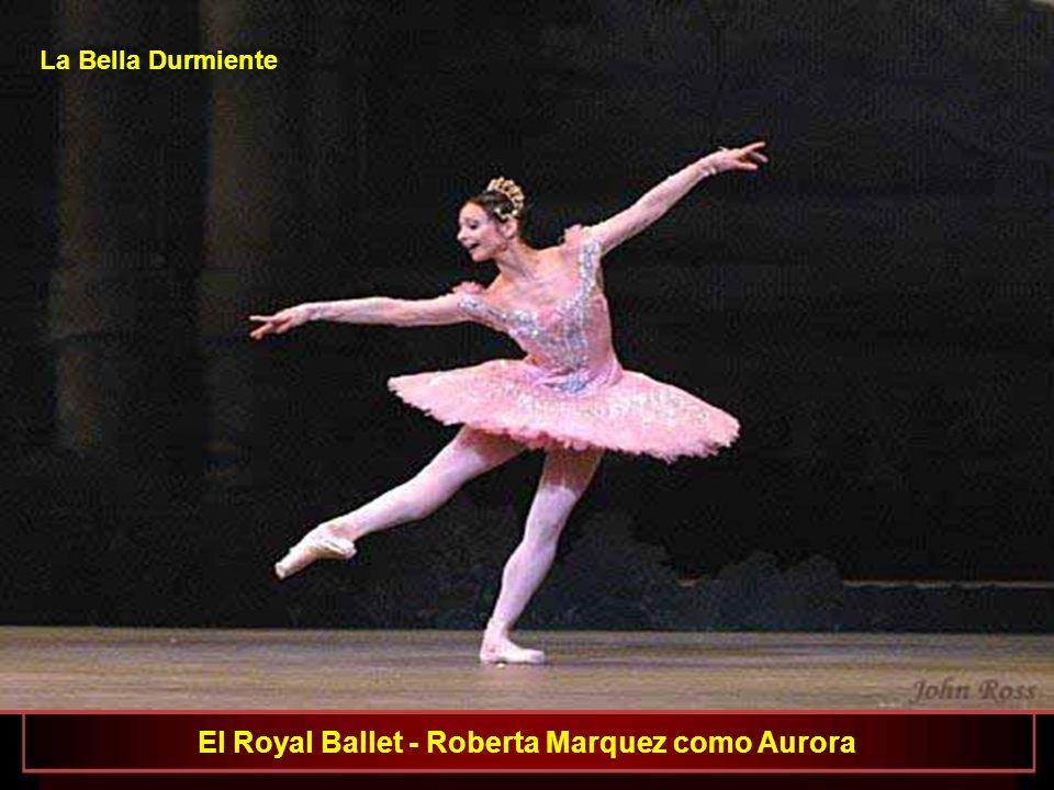 La Bella durmiente El Royal Ballet - El prólogo, con Lauren Cuthbertson y la Hada Lilac