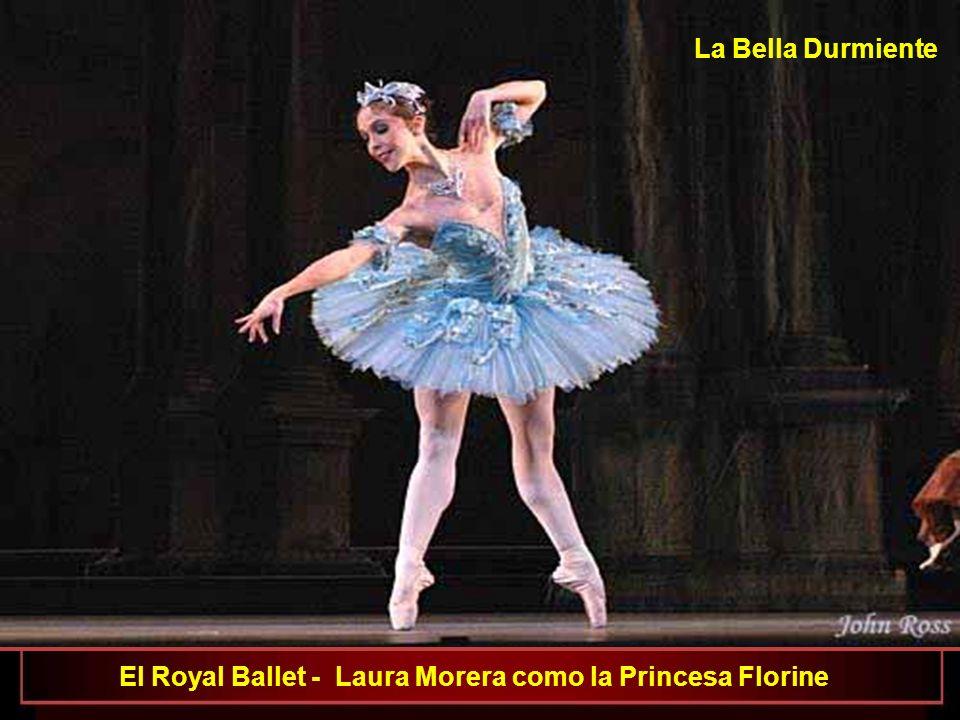 El Royal Ballet - José Martin como el Pajaro Azul La Bella Durmiente