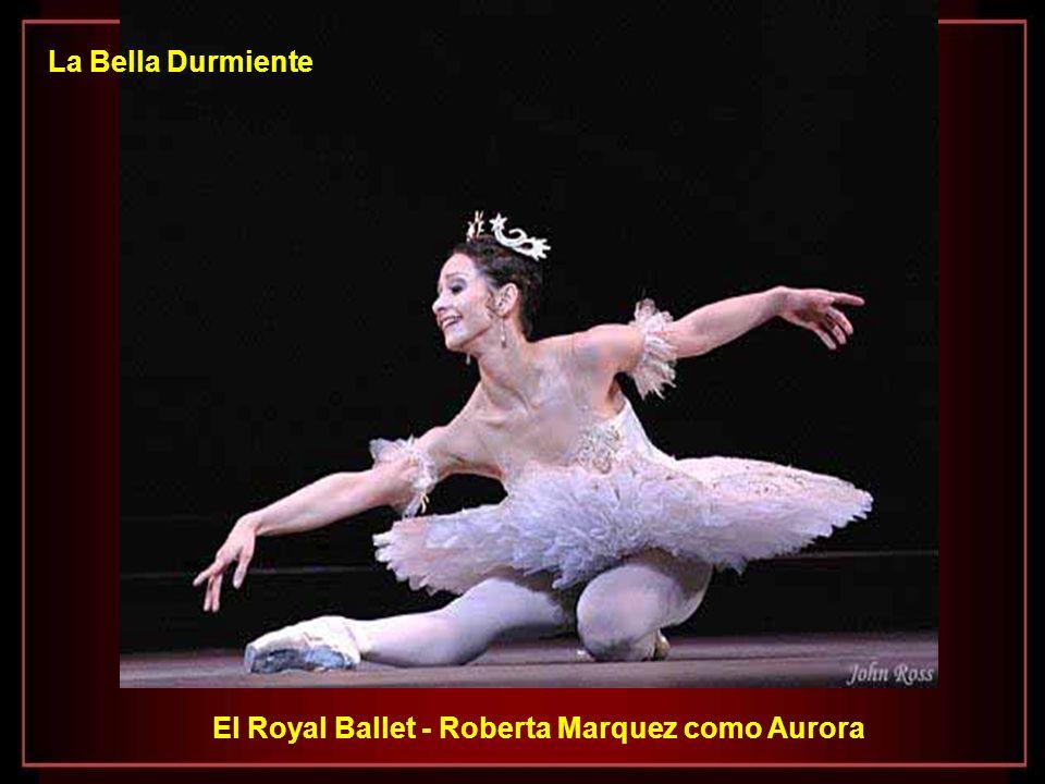 El Royal Ballet - Marianela Nunez como la Hada Lilac La Bella Durmiente