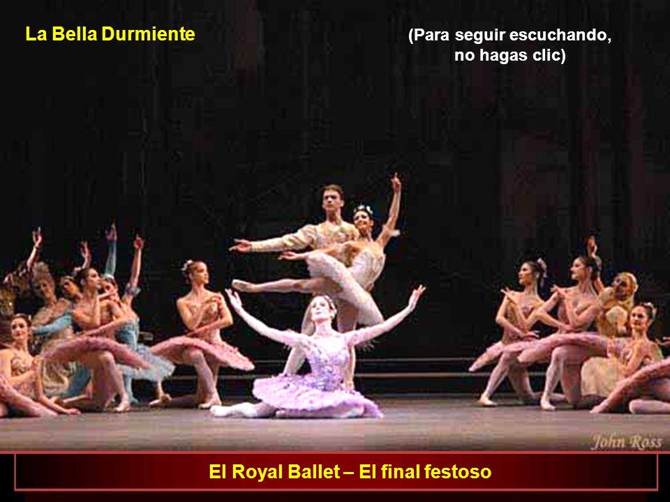 El Royal Ballet - Roberta Marquez como Aurora La Bella Durmiente