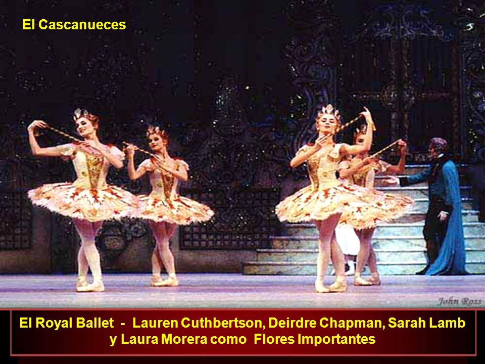 El Royal Ballet – Los copos de nieve El Cascanueces
