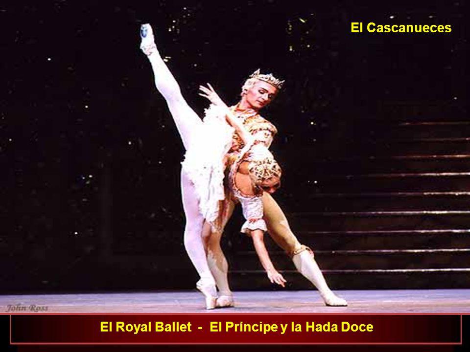 El Royal Ballet - Danza Rusa El Cascanueces