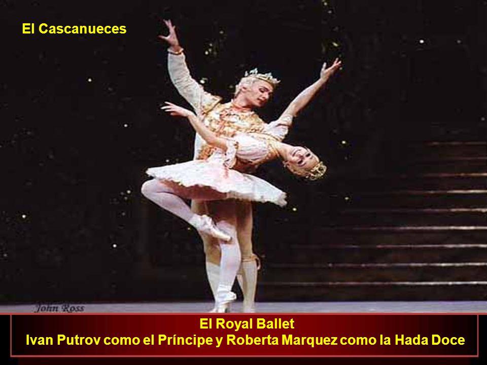 El Royal Ballet - El Príncipe y la Hada Doce El Cascanueces