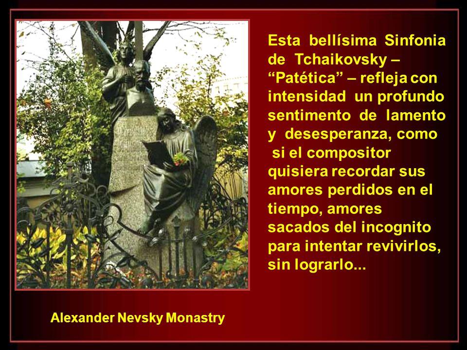 Tchaikovsky llegó a ser combatido y hasta despreciado en Europa, sin embargo ningún otro compositor produjo tantas obras de música clasica de extraord