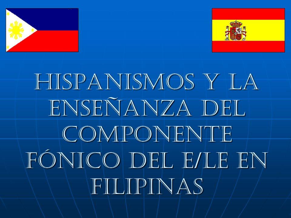 REFERENCIAS BIBLIOGRÁFICAS REFERENCIAS BIBLIOGRÁFICAS CASADO - FRESNILLO, Celia (2005). Fenómenos lingüísticos relacionados con la antroponimia filipi