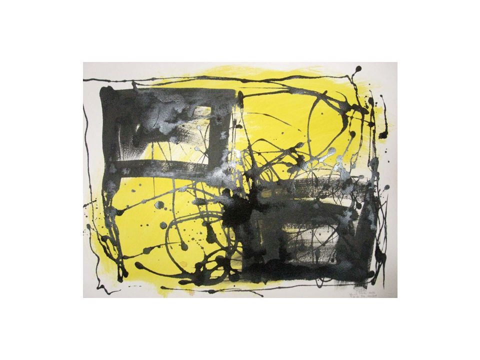 Y ahora, y como un encuentro casual, como una mariposa en la brisa, nos llegó el encanto de la abstracción de Gloria Torres