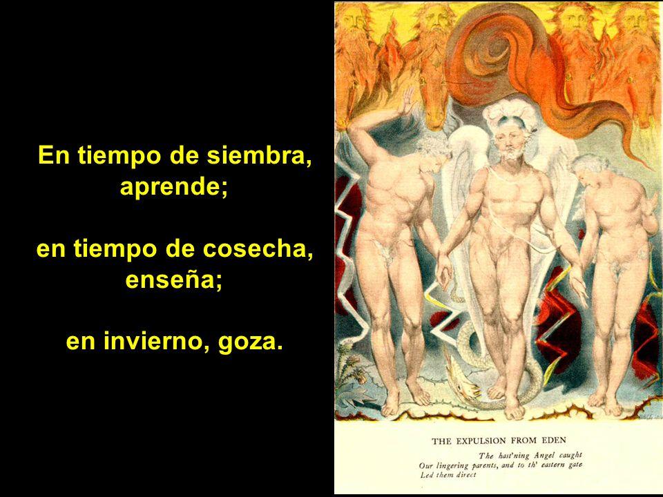 William Blake 1757-1827 Proverbios del infierno Fragmento Texto e imágenes