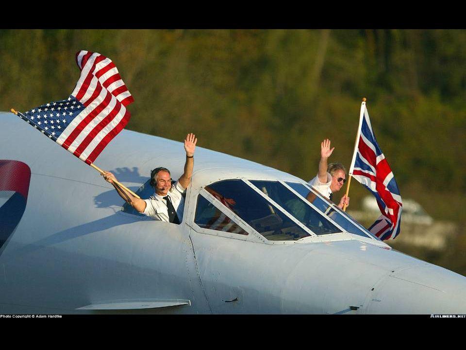 Día 27 de junio del 2003, el Concorde de matrícula F-BVFC voló por última vez, acabando así con la era supersónica.