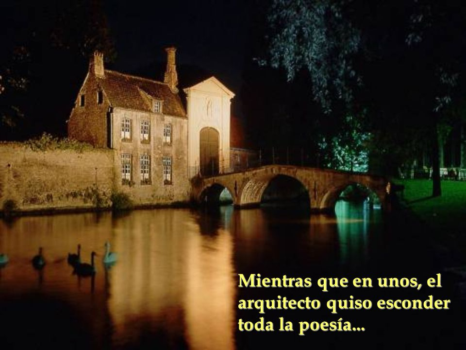 Otros guardan el recuerdo de mil historias, leyendas, traiciones y secretos...