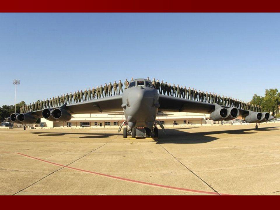 Bombardero B-52